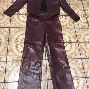 Pelle Studio Jackets & Coats - Jacket and pants leather